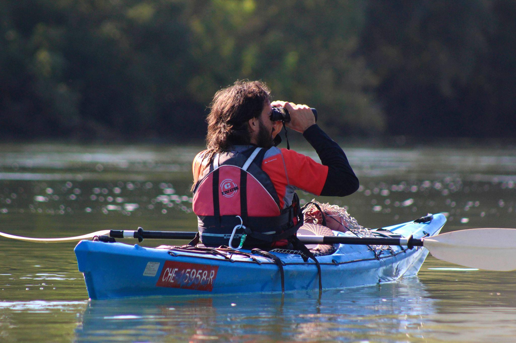 birdwatching riu ebre piragua mora turisme