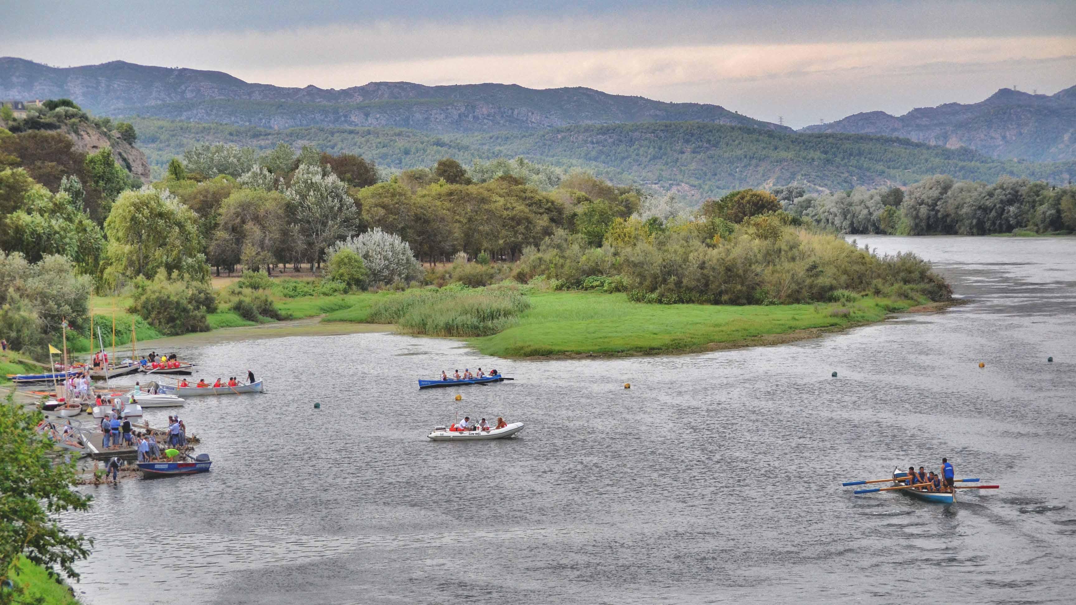 festa del riu mora ebre